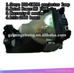 Heißer verkauf 100% poa-lmp94 sanyo projektor lampen