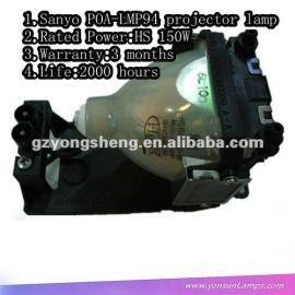 Venta caliente 100% poa-lmp94 sanyo lámparas del proyector