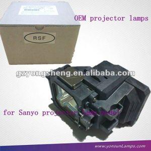 La lámpara del proyector poa-lmp116