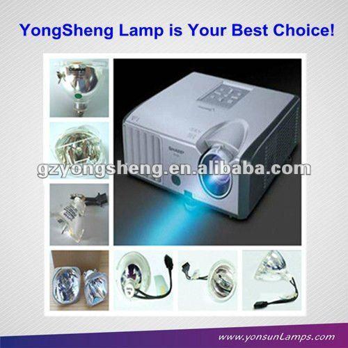 Para 100% nec compatible vt85lp nsh230w lámparas del proyector con la vivienda