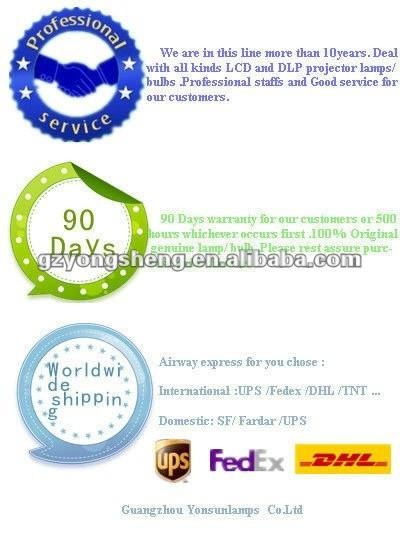 6102844627 para sanyo plc-xf20 poa-lmp29 lámpara del proyector