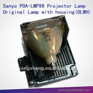 Poa-lmp99 sanyo proyector de la lámpara