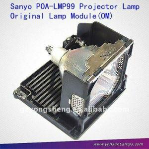 مصباح ضوئي لسانيو poa-lmp99 plc-xp40 العارض سانيو