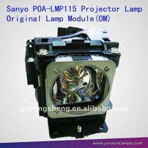 مصباح ضوئي سانيو plc-xu75 poa-lmp115