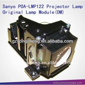 Poa-lmp122 sanyo proyector de la lámpara, shp117 poa-lmp122