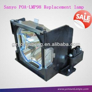 سانيو poa-lmp98 plv-80/ مصباح ضوئي ل