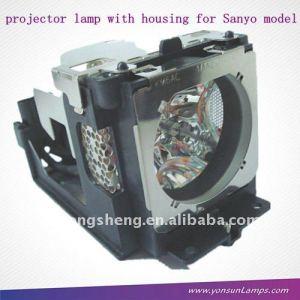 Poa-lmp111 bombilla del proyector de sanyo plc-xu101 lámpara del proyector