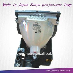 Para sanyo poa-lmp100 plc-xf46 lámpara del proyector