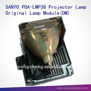 الأصلي للحصول على مصباح ضوئي سانيو poa-lmp38 plc-xp40/ ضوئي ل