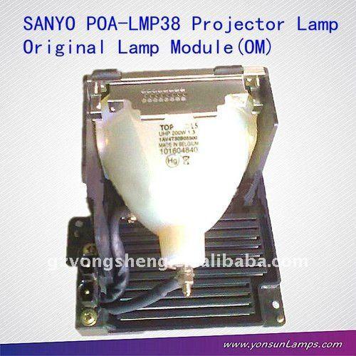 Original lámpara del proyector sanyo para poa-lmp38 plc-xp40/l proyector