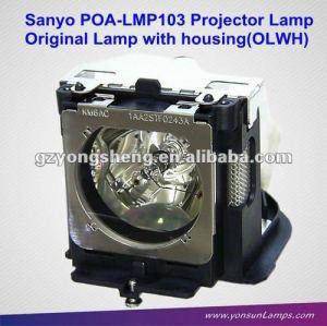 مصباح ضوئي سانيو plc-xf100 poa-lmp103