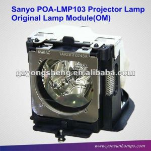 مصباح ضوئي سانيو poa-lmp103 ذات جودة عالية