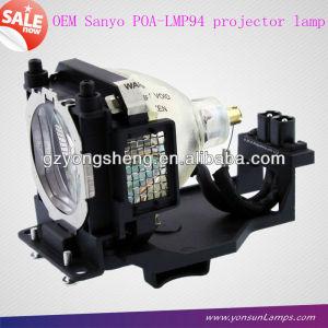 Original sanyo proyector de la lámpara poa-lmp94/6103235998 eiki lámpara del proyector