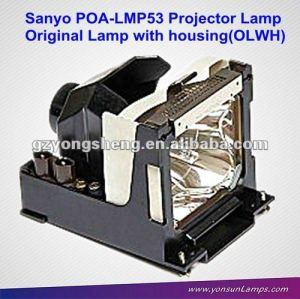 مصباح ضوئي لسانيو poa-lmp53 plc-sl15، se15، su40، xu40