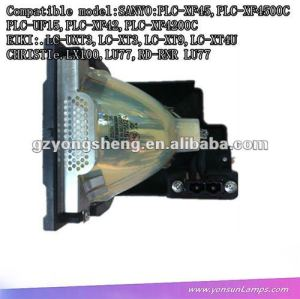 مصباح بروجيكتور الأصلي POA-FOR LMP49 SANYO PLC-XF45