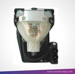 مصباح ضوئي لسانيو poa-lmp55 plc-xl20 الإسقاط مع نوعية ممتازة