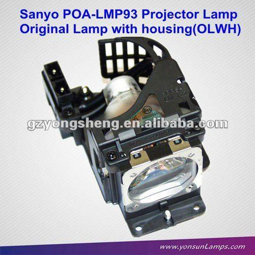Poa-lmp93 sanyo proyector de la lámpara, la lámpara del proyector sanyo poa-lmp93