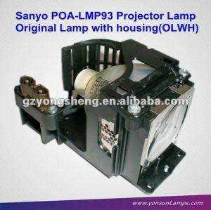 مصباح ضوئي سانيو مصباح ضوئي plc-xe30 poa-lmp93، plc-xu70، plc-xu2010c