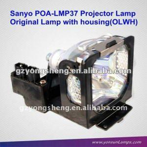 العرض 100% الأصلي مصباح بروجيكتور سانيو الجديدة poa-lmp37 plc-sw20a لبروجكتور سانيو