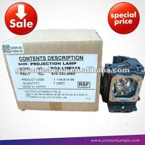 Las ventas caliente para 6103349565 poa-lmp115 sanyo proyector de la lámpara