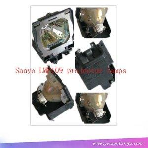 Para 100% poa-lmp109 sanyo proyector lámparas con la vivienda