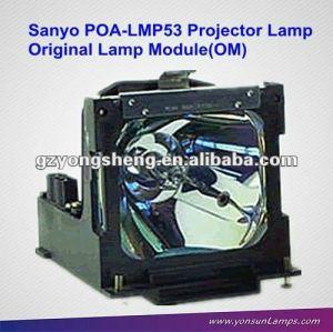 PLC-Su40 مصباح بروجيكتور: برنامج العمل، Lmp53 / 610 303 58
