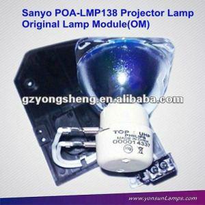 Sanyo proyector de la lámpara 610-346-4633/lmp138/chsp8em01gc01