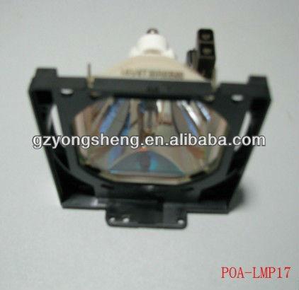 Poa-lmp17 lámpara del proyector de sanyo con una excelente calidad