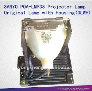 مصباح ضوئي لسانيو poa-lmp38 مع نوعية ممتازة