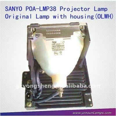Projektorlampe für sanyo poa-lmp38 mit hervorragender qualität