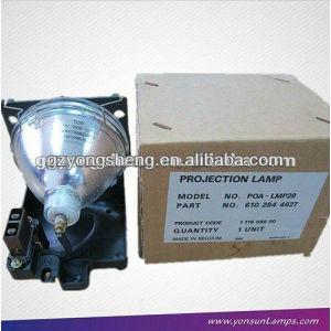 Poa-lmp29 lámpara del proyector de sanyo con una excelente calidad