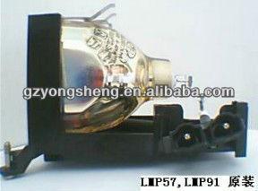 Poa-lmp57 lámpara del proyector de sanyo con una excelente calidad