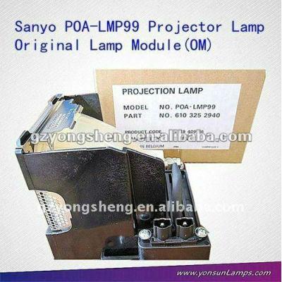 Projektorlampe poa-lmp99 mit hervorragender leistung für sanyo