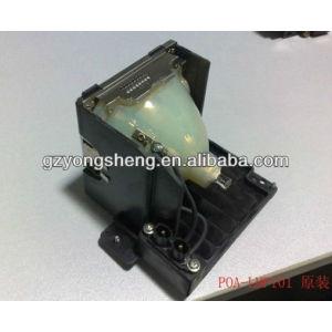 Poa-lmp101 lámpara del proyector de sanyo con un rendimiento estable