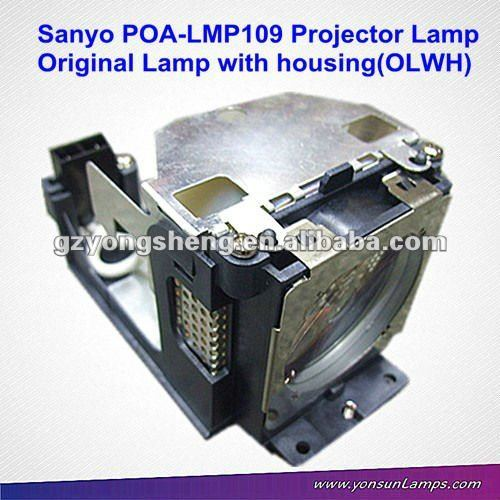 Poa-lmp103 lámpara del proyector de sanyo con un rendimiento estable