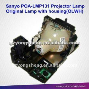 بروجكتور الأصلي مصباح ضوئي لسانيو poa-lmp131 plc-xu305/ c