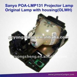 Lámpara del proyector original poa-lmp131 para sanyo proyector plc-xu305/c
