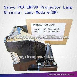 La lámpara del proyector para poa-lmp99 plc-xp45 proyector