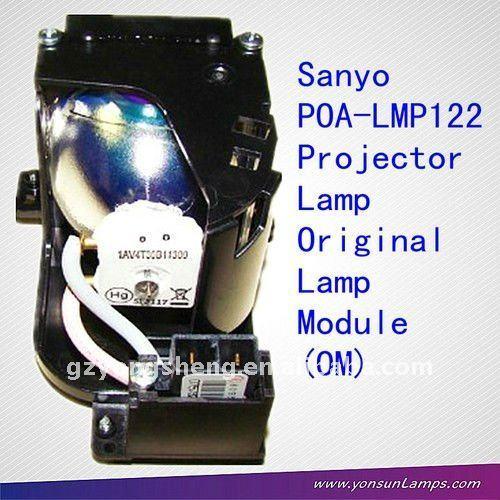 Poa-lmp122 lámpara del proyector de sanyo con una excelente calidad