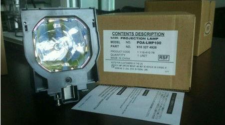 المصابيح ضوئي سانيو poa-lmp100 plc-xf46