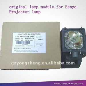 استبدال مصباح ضوئي سانيو مصباح ضوئي plc-xt35 poa-lmp116