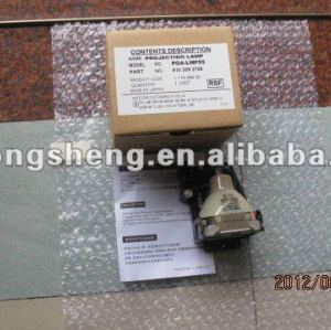 POA-LMP55 PLC-X20, XU50, XU55, XU48를 위한 본래 램프 단위 영사기 램프