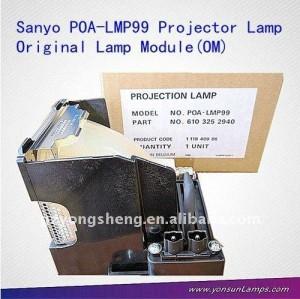 poa-lmp99 산요 프로젝터 램프( 원래 램프 모듈)