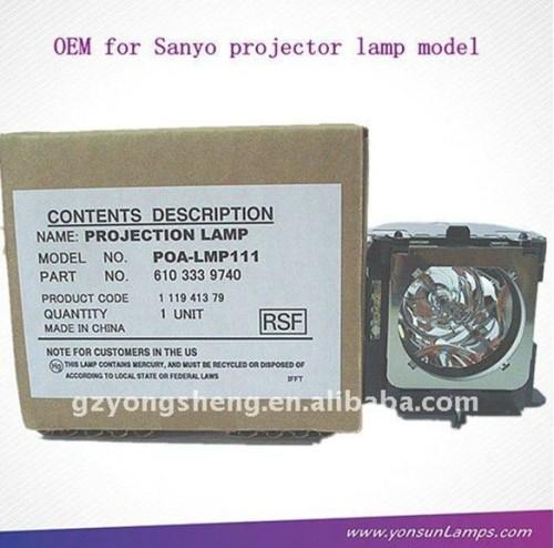 الهالوجين مصباح ضوئي لسانيو poa-lmp111 plc-xu111/ plc-wxu30