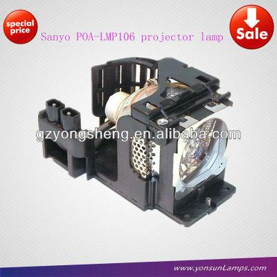 Poa-lmp106 sanyo projektor lampe für plc-xu74, plc-xu87, plc-xe45