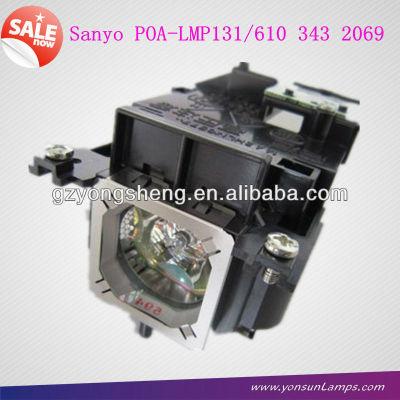 Projektorlampe poa-lmp131 für sanyo plc-xu305/c, plc-xu300, plc-wxu300