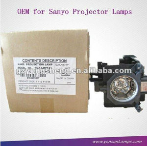 مصباح ضوئي لتناسب nsha330sac poa-lmp136 plc-xm1500c سانيو