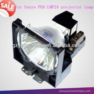 Sanyo poa-lmp24 uhp200w1.3 p23 proyector bombilla de la lámpara