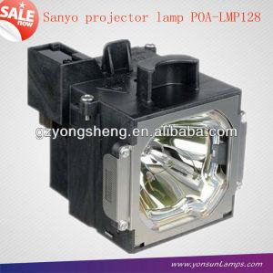 سانيو poa-lmp128 plc-xf710c المستخدمة في العارض مصباح، plc-xf1000