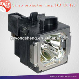 Sanyo lamp POA-LMP128 used for projector PLC-XF710C,PLC-XF1000
